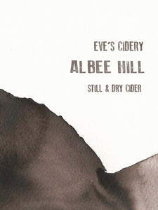 Eve's Cidery Albee Hill Cider (Still & Dry)