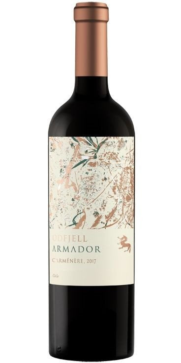"Odfjell Vineyards Carménère ""Armador"", Valle Central, Chile 2017"