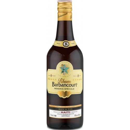 Rhum Barbancourt 5 Star (750ml)