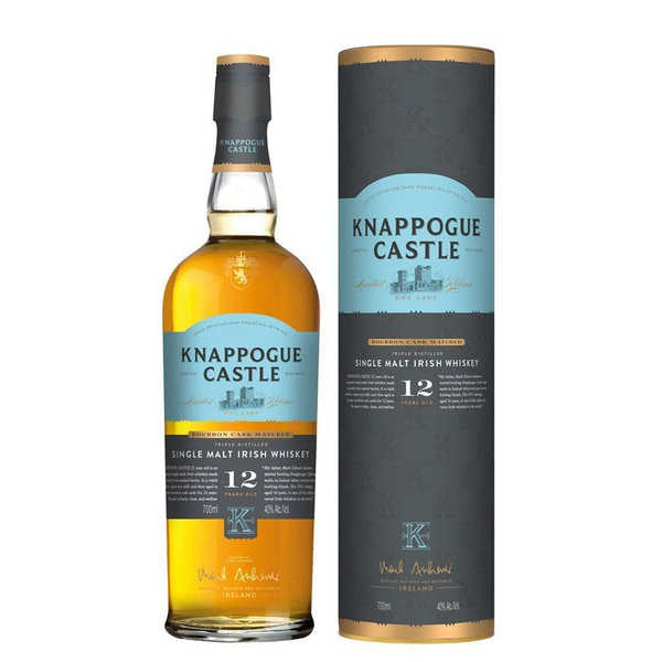 Knappogue Castle 12 Single Malt Irish Whiskey