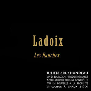 "Ladoix ""Les Ranches"", Cruchandeau 2017"