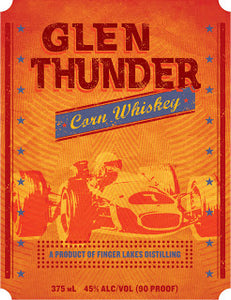 Glen Thunder Corn Whiskey (750ml)