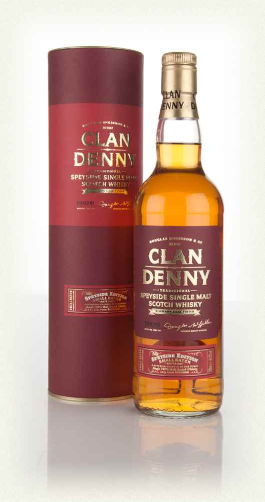 "Hunter Hamilton ""Clan Denny"" Islay Blended Malt"