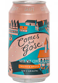 Comes and Gose, Graft Cidery
