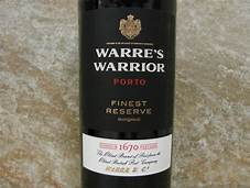 "Warre's Port ""Warrior Finest Reserve Ruby"" NV"