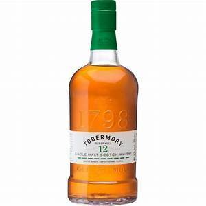 Tobermory Isle of Mull Unpeated Single Malt 12 (750ml)