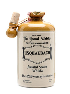 Usquaebach Blended Scotch, Twenty Oaks Bottling