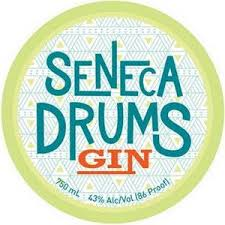 "Finger Lakes Distillery ""Seneca Drums"" Gin (750 ml)"