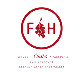 "Folded Hills Grenache ""Whole Cluster, Carbonic"", Santa Ynez Valley 2018"