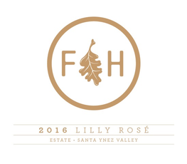"Folded Hills Rosé of Grenache ""Lilly"", Santa Ynez Valley 2018"