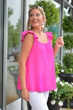 SASSY AND SWEET TOP - PINK