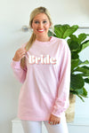 BRIDE LONG SLEEVE GRAPHIC TEE