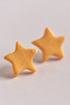 POPPY DOT: GOLD STAR STUDS - Dear Stella Boutique