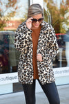 Z SUPPLY LEOPARD SHERPA - Dear Stella Boutique
