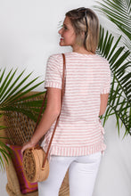 THML CLOSE TO ME TOP- BLUSH