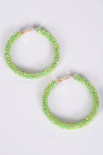 JELLY HOOPS -GREEN