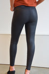 SPANX QUILTED FAUX LEATHER LEGGINGS - Dear Stella Boutique
