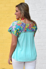 CARMEN TOP -MINT