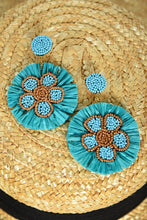 NORA EARRINGS -TURQUOISE