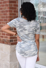 Z SUPPLY CAMO POCKET TEE-SAGE