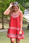 YOU'RE A FIRECRACKER DRESS - Dear Stella Boutique