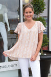 BUDDY LOVE AVRIL TOP - MOROCCAN - Dear Stella Boutique
