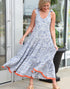 THML VACAY DREAM MAXI DRESS