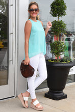 SIMPLY CLASSIC TOP - MINT
