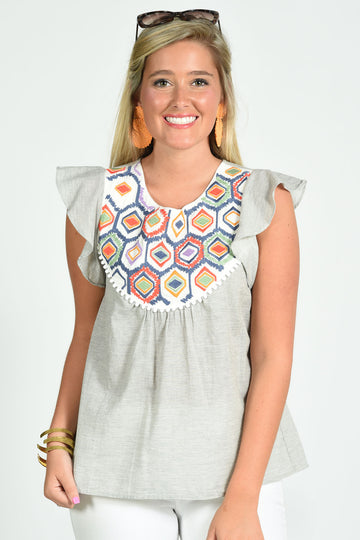 THML SUMMER FLING TOP