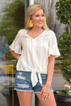 SHINE BRIGHT TOP - Dear Stella Boutique