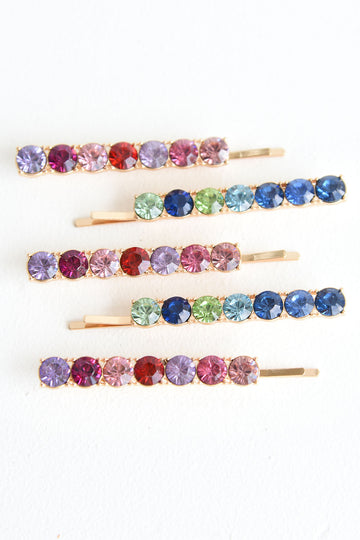 STUDDED HAIR PIN