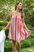 BUDDY LOVE SANDRA DRESS - FRUIT STRIPE