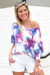 SWEET AS COTTON CANDY TOP - Dear Stella Boutique