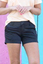 HAMPTON SHORT - BLACK