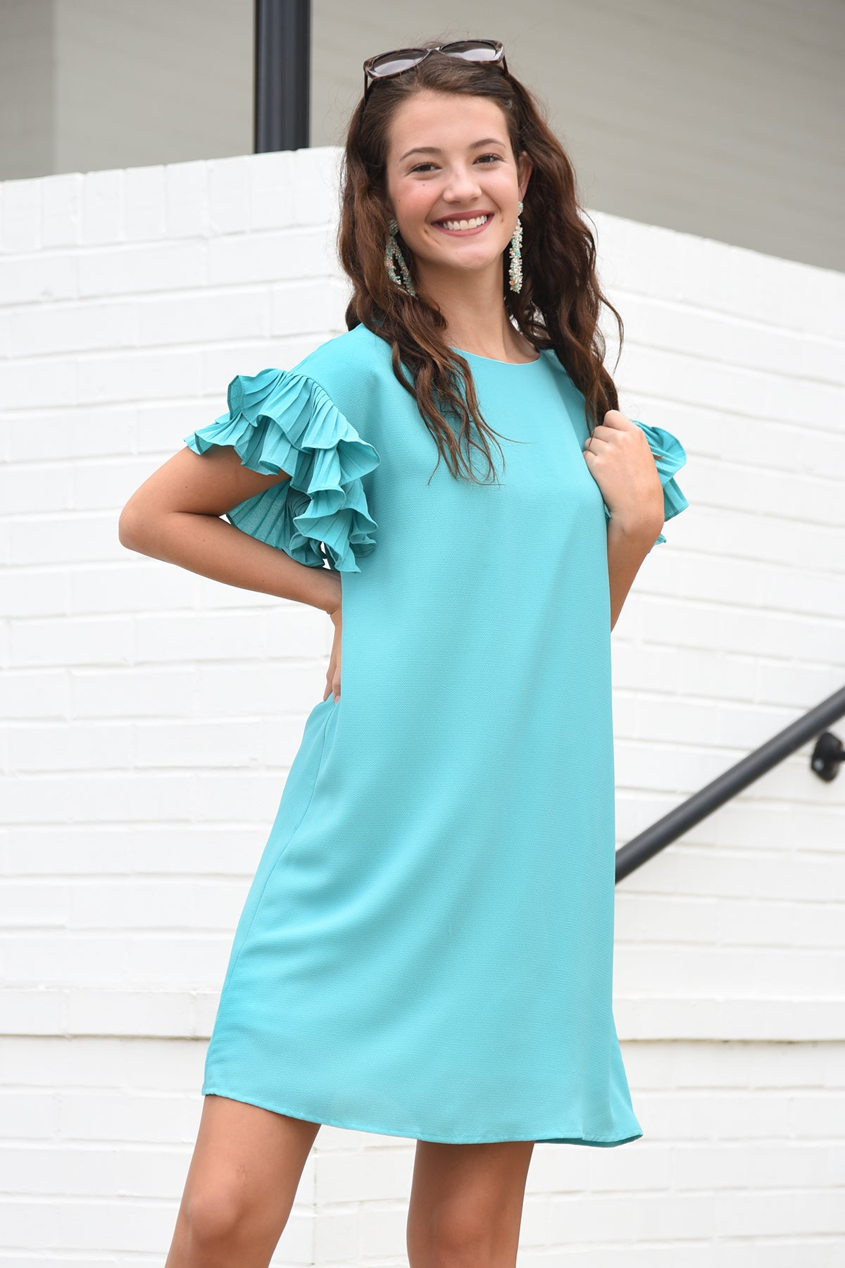 LAUGH AND LOVE DRESS
