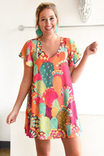 JUDITH MARCH CACTUS CANYON DRESS