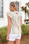 THML SUMMER PICNIC TOP