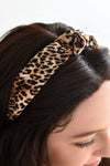 LEOPARD HEADBAND - Dear Stella Boutique