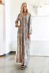 BUDDY LOVE DOLLY MAXI DRESS - Dear Stella Boutique