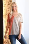 USED TO KNOW SUEDE TOP - Dear Stella Boutique