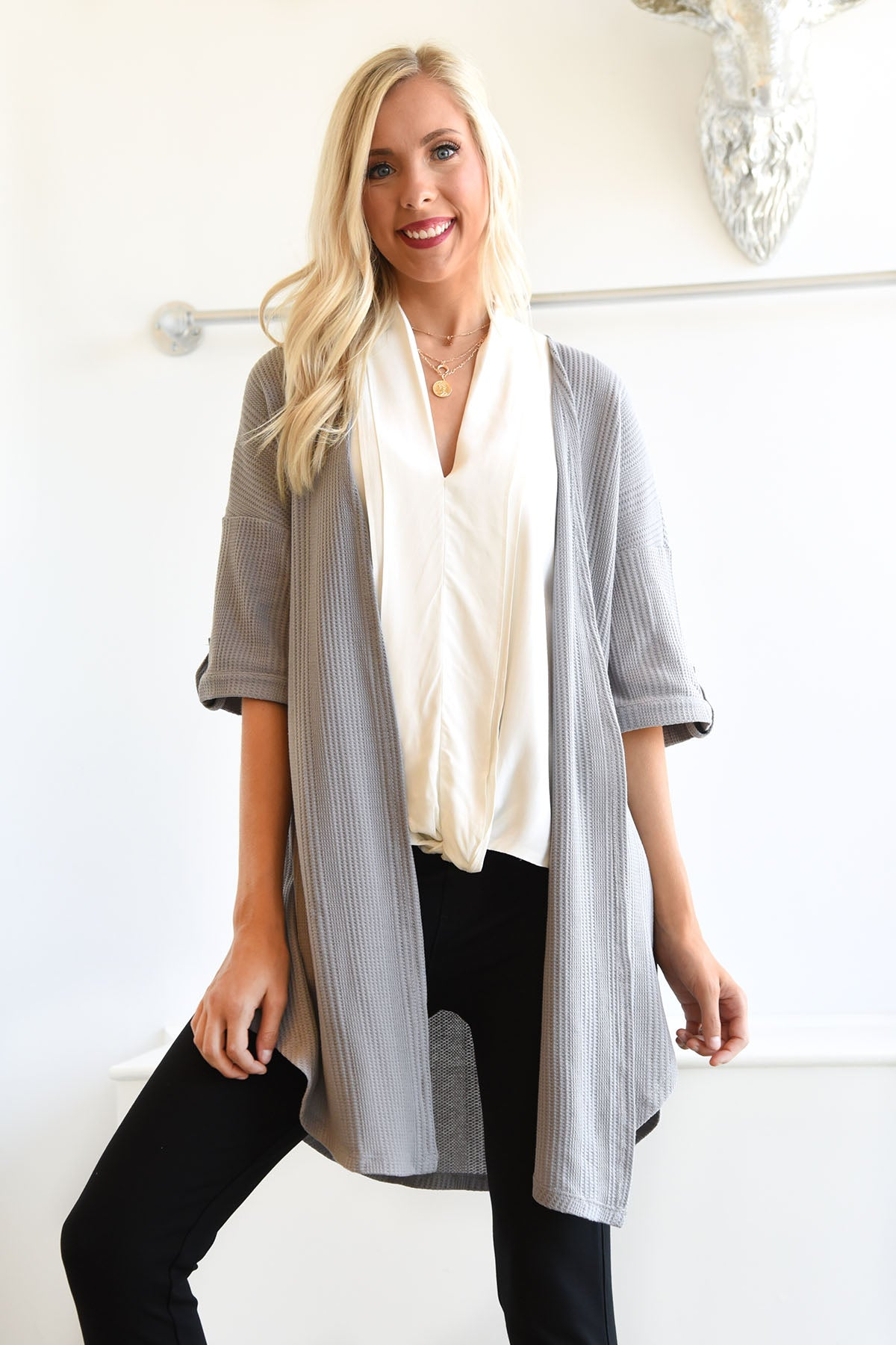STAYING TRUE CARDIGAN