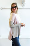 ONE THING RIGHT SWEATER -PINK - Dear Stella Boutique