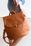 COLETTE BACKPACK - HONEY