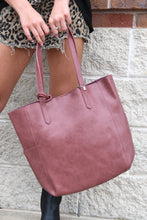 BELLA TOTE -ROSE CLAY