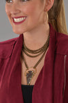 KRISTALIZE EMERSON NECKLACE - Dear Stella Boutique