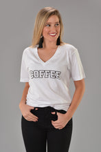COFFEE GRAPHIC TEE