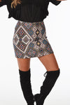 THML IT COULD BE SKIRT - Dear Stella Boutique