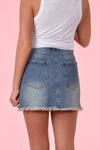 BUDDY LOVE SHARON DENIM SKIRT - Dear Stella Boutique