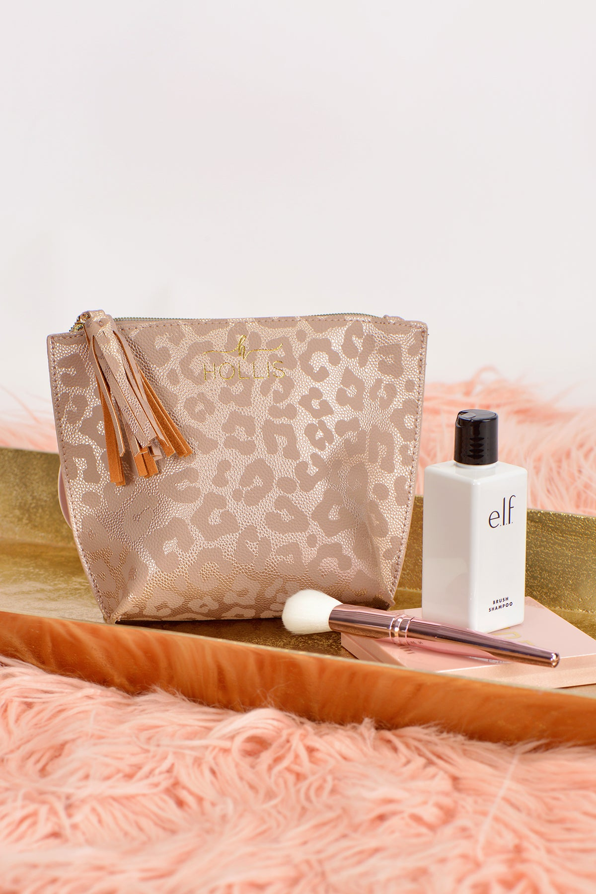 HOLY CHIC MAKEUP BAG