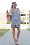 Z SUPPLY SIDE KNOT DRESS - Dear Stella Boutique